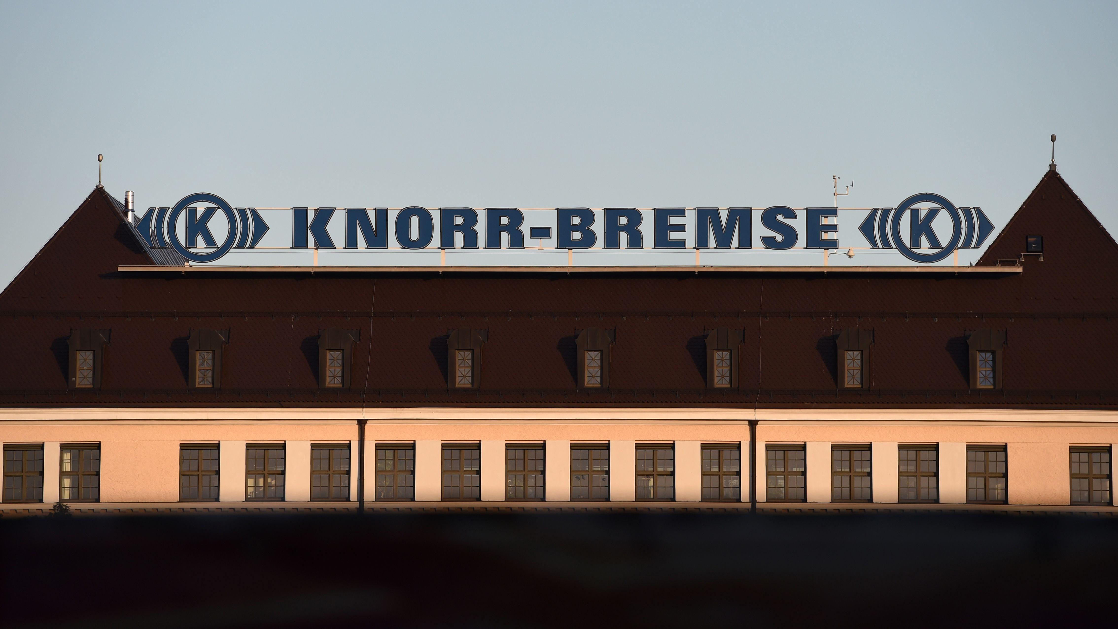 Unternehmenszentrale von Knorr-Bremse in München
