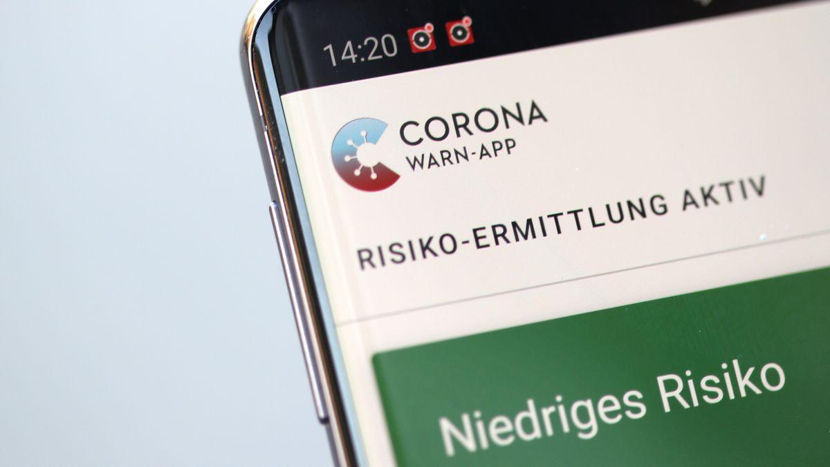 Kontakt-Tagebuch für die Corona-Warn-App