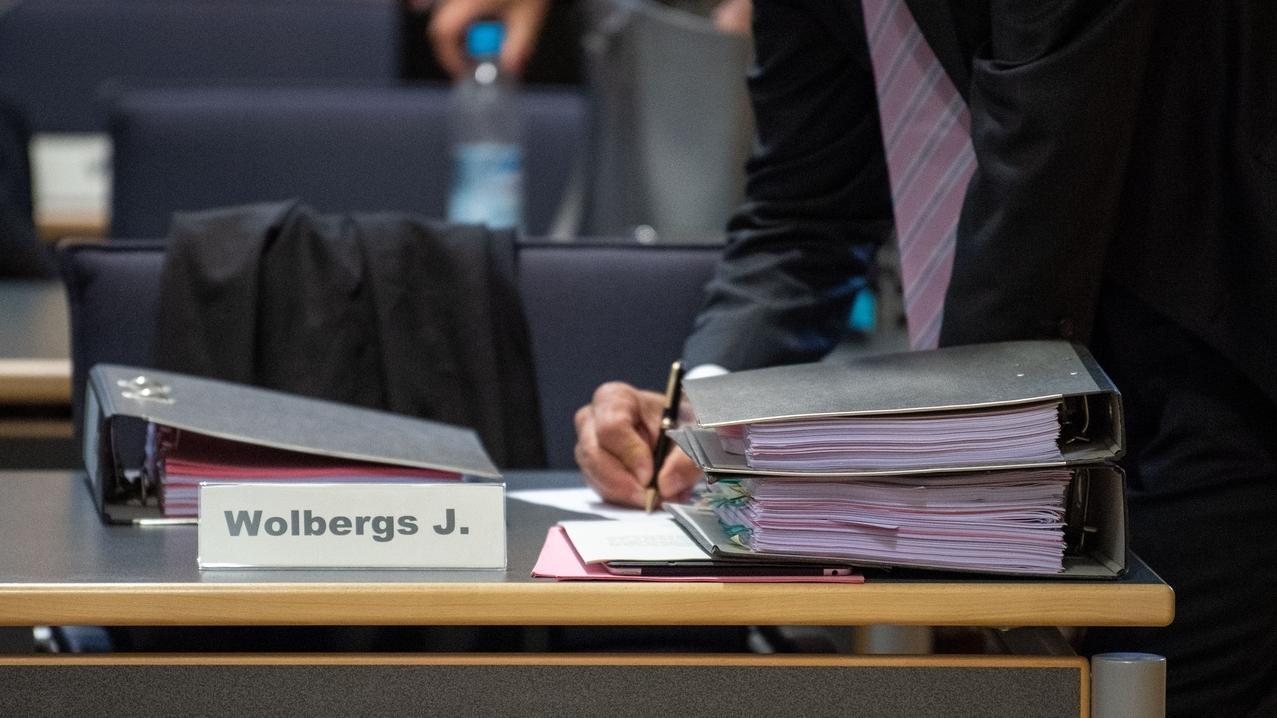 Gerichtssaal in Regensburg