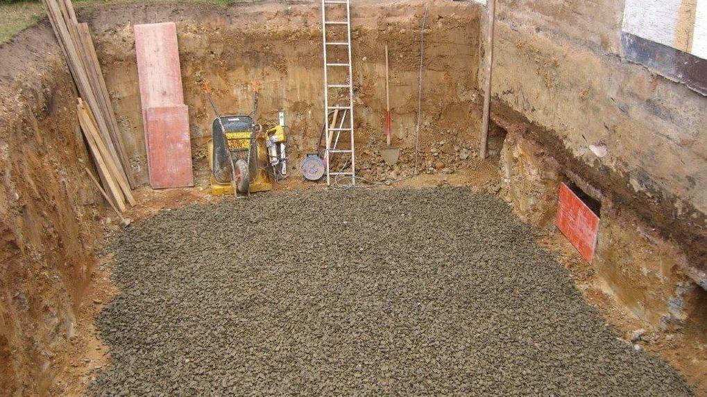 Anbau für das Keller-Kino