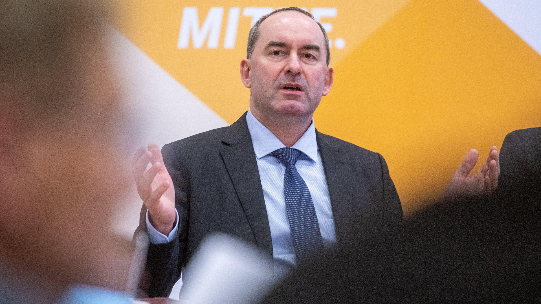 Vize-Ministerpräsident Aiwanger