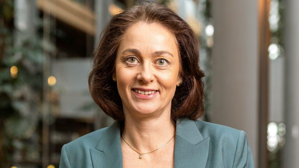 Katarina Barley, (SPD) Vizepräsidentin des Europäischen Parlaments