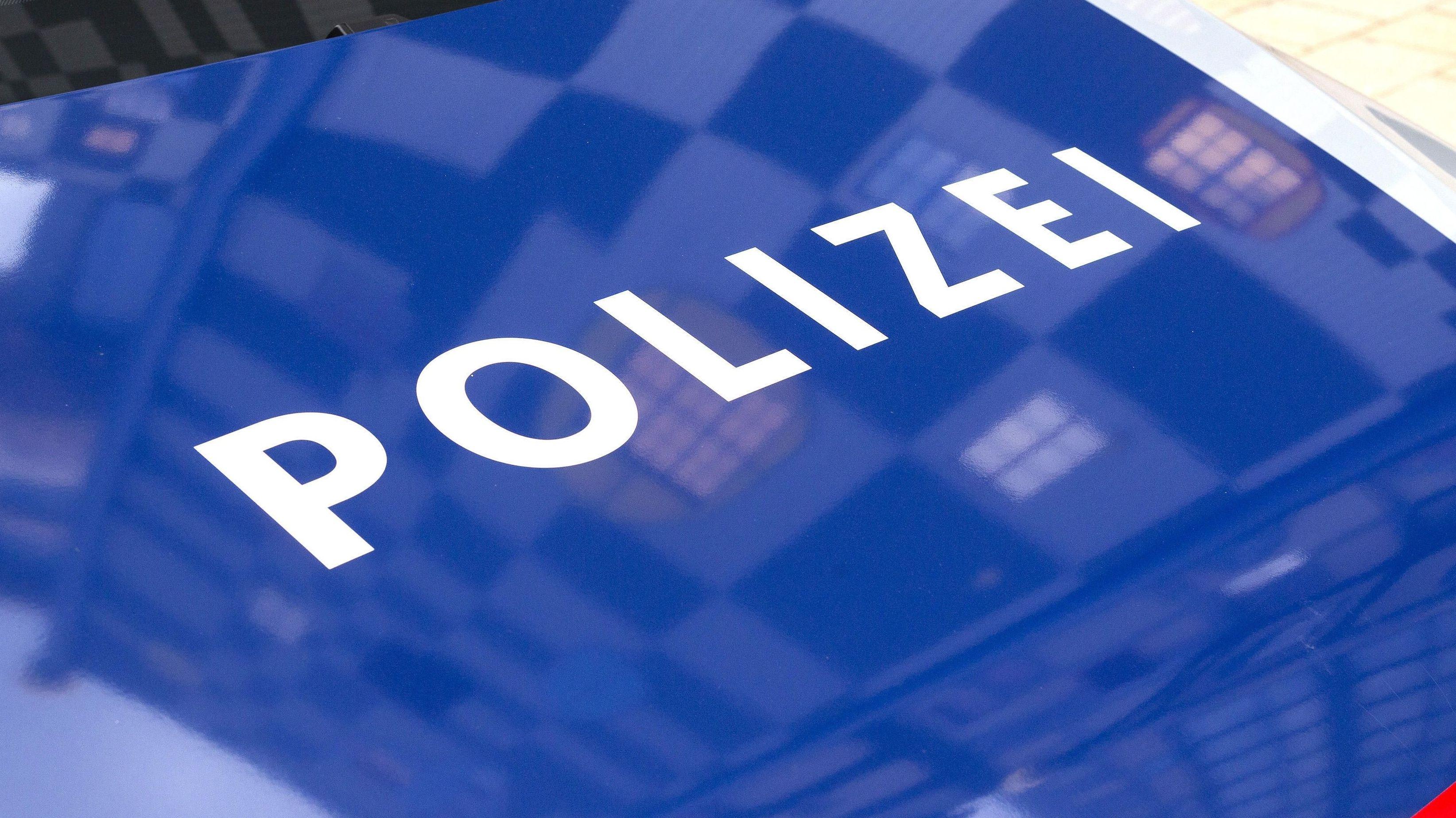 Polizeiauto in Österreich
