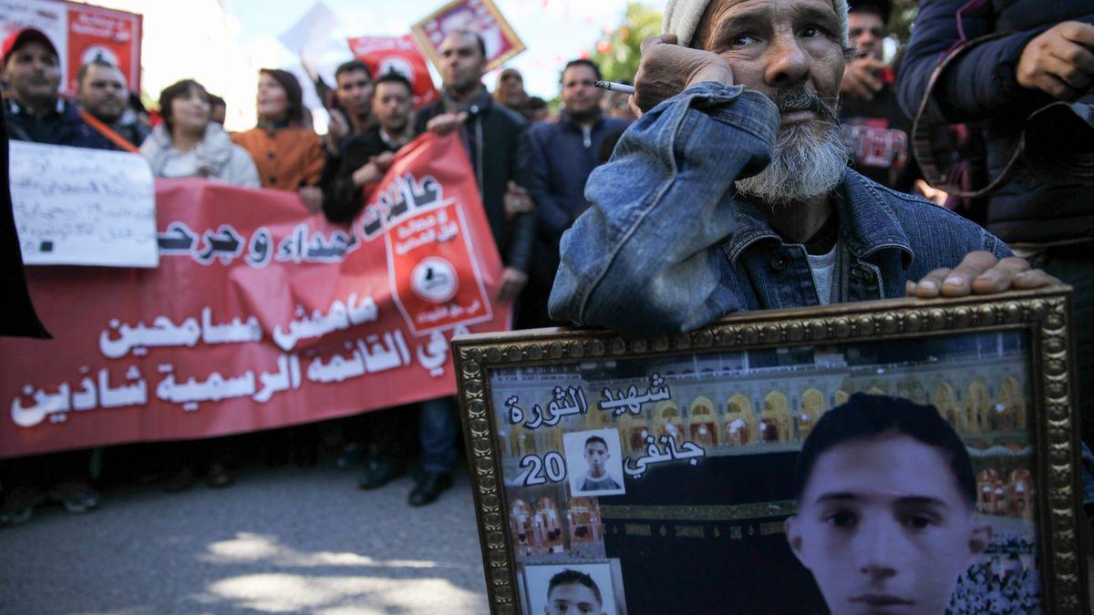 Gedenkfeier zum Jahrestag in Tunis (Archivbild)