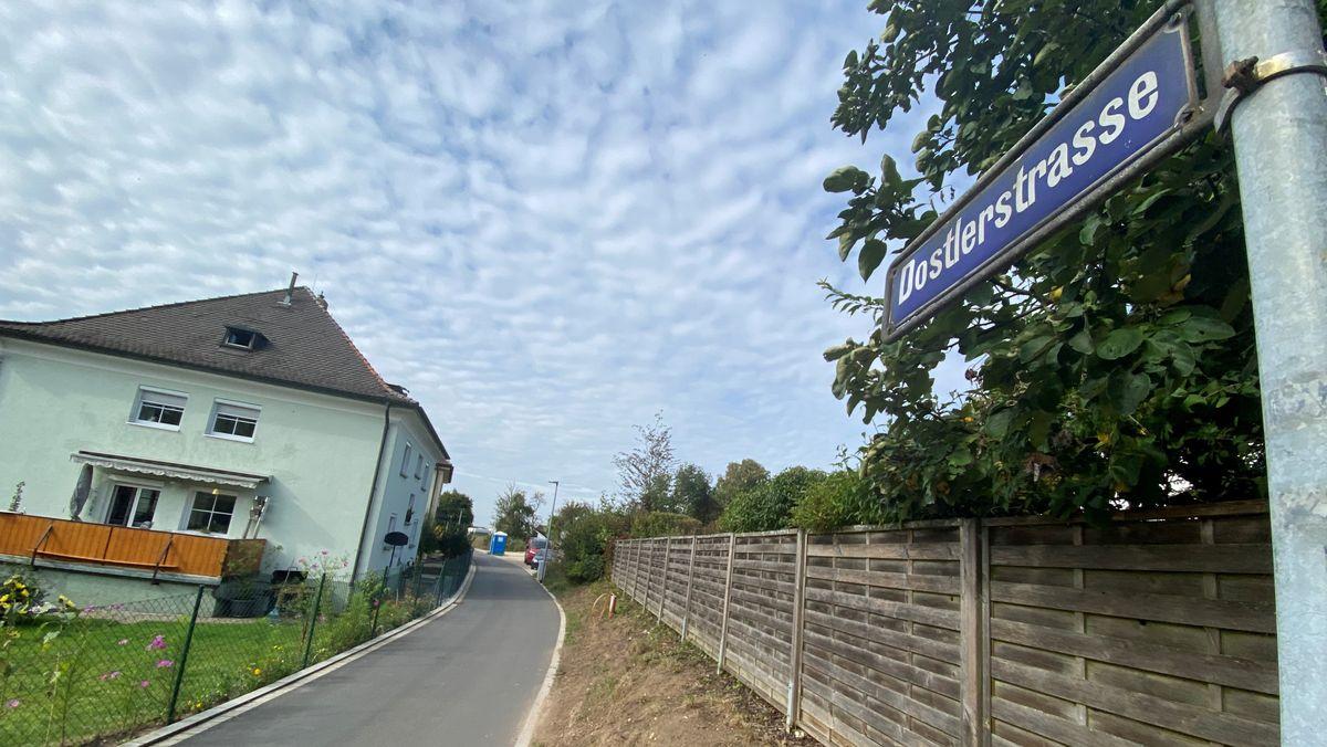 Dostlerstraße in Amberg