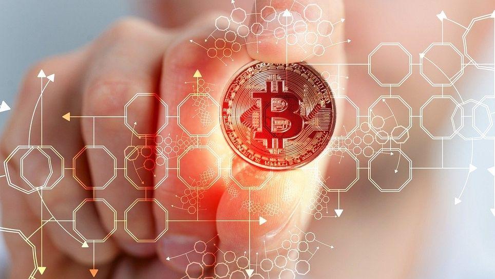 Bitcoin, Kryptowährungen, Blockchain.