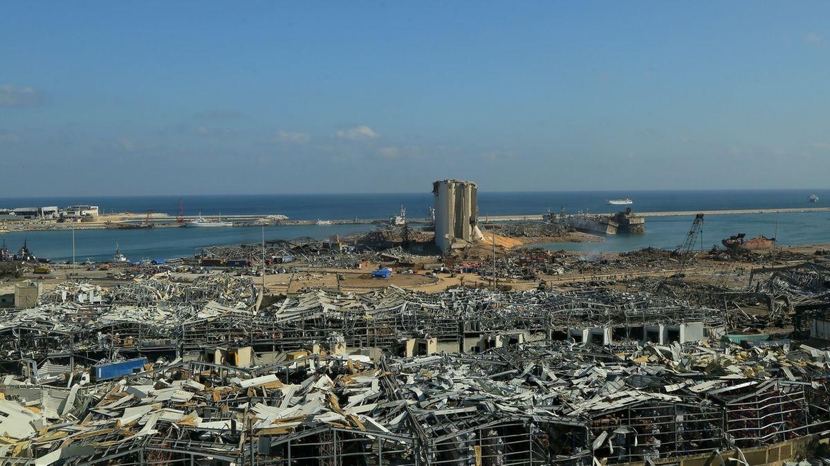 Nach der schweren Explosion in Beirut - Deutsche Diplomatin getötet