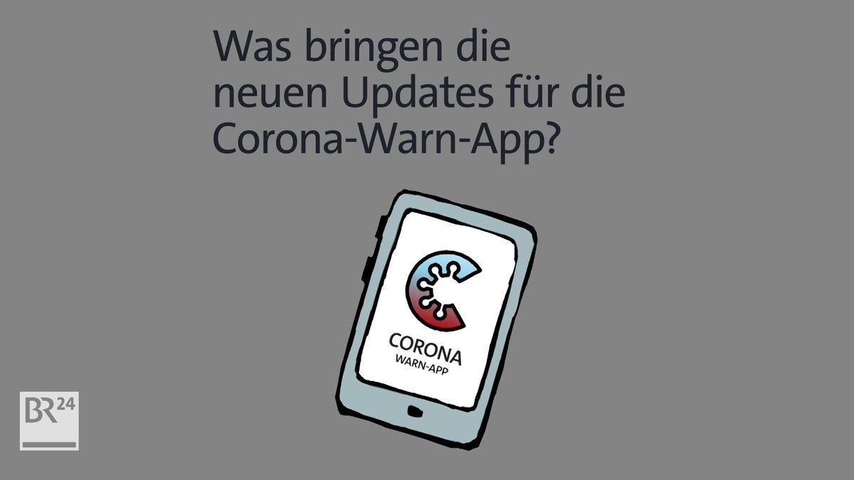 #fragBR24💡 Was bringen die neuen Updates für die Corona-App?