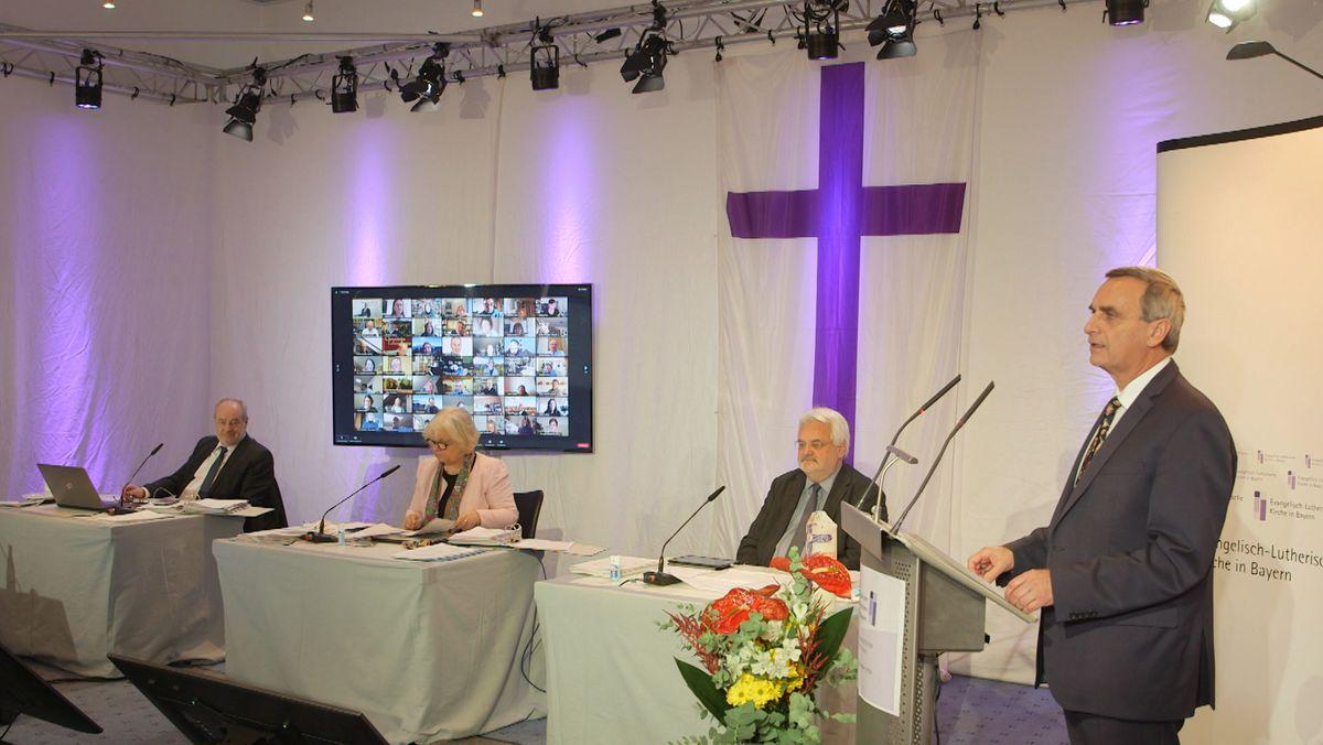 Landessynode der evangelischen Kirche