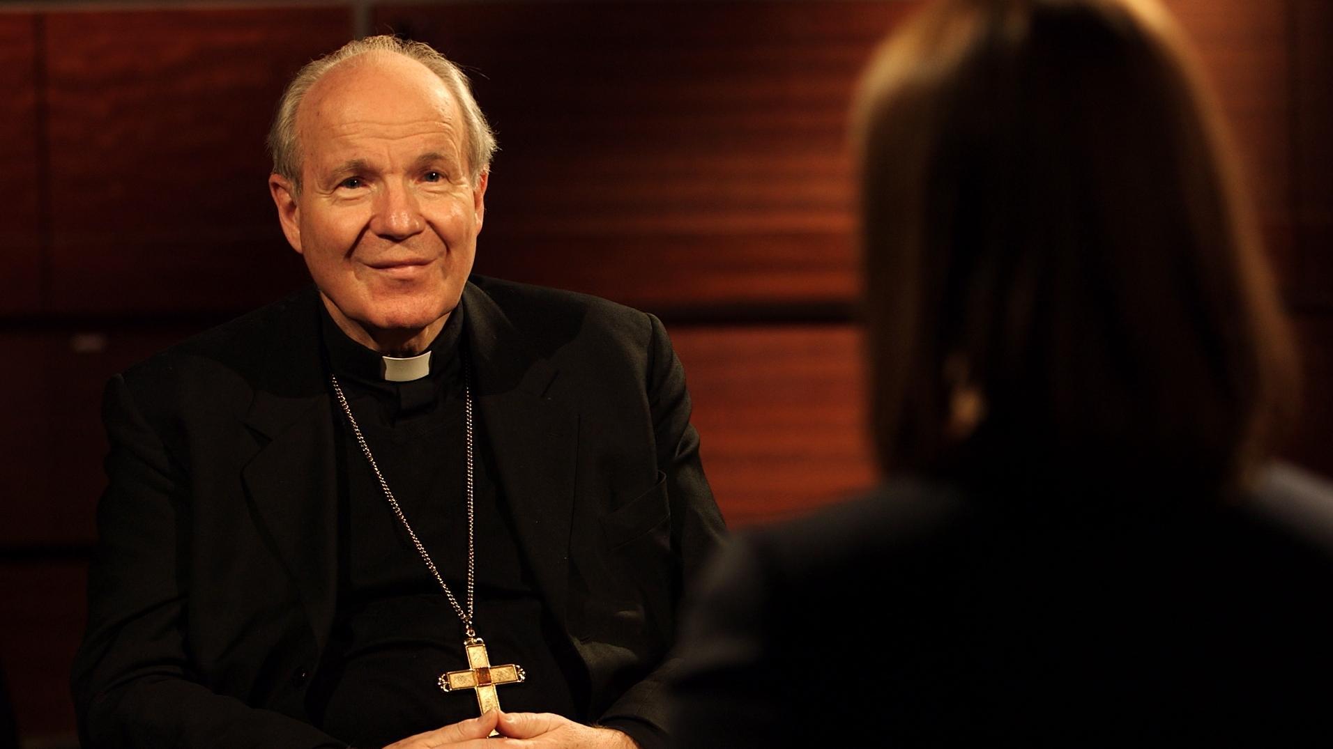 Kardinal Christoph Schönborn und Doris Wagner