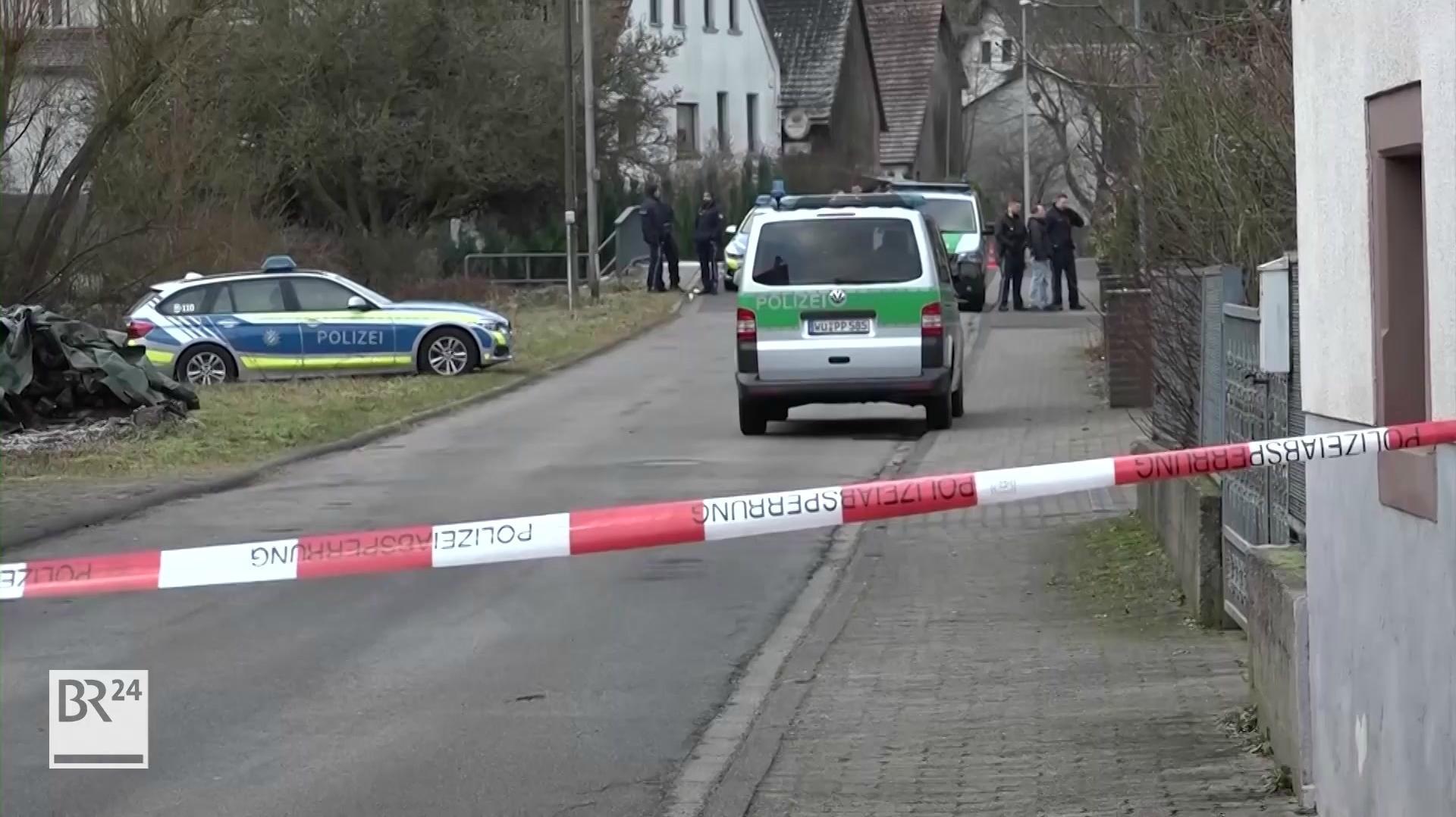 Lankdreis Aschaffenburg : SEK-Einsatz in Mömbris beendet und Mann festgenommen