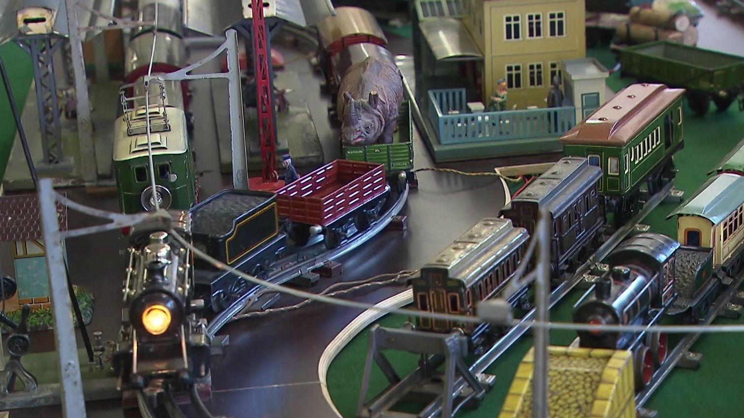 Die fränkische Blechspielzeug-Tradition ist an diesem Wochenende im Industriemuseum Lauf zu sehen.