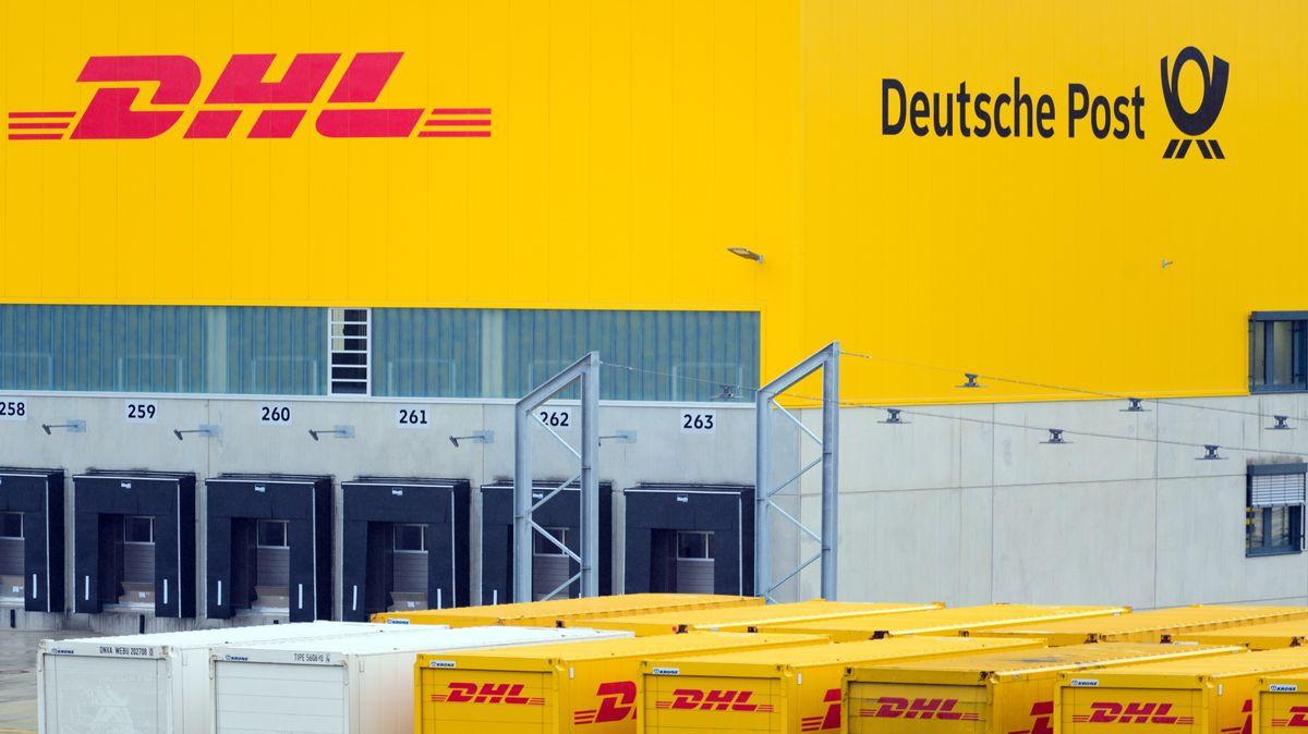DHL Logistikzentrum