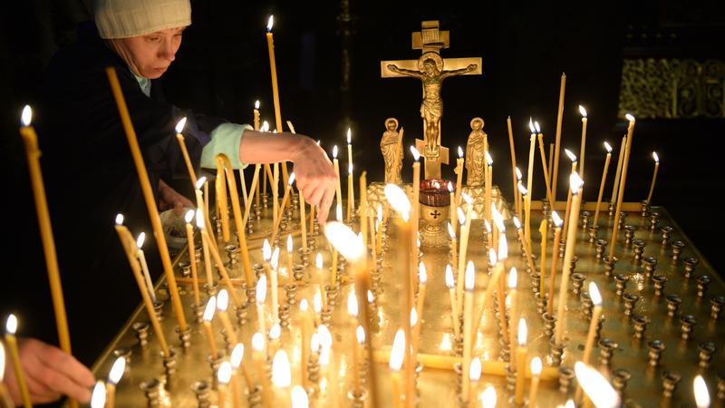 Orthodoxe Weihnachten.Orthodoxe Christen In Bayern Feiern Weihnachten Br24