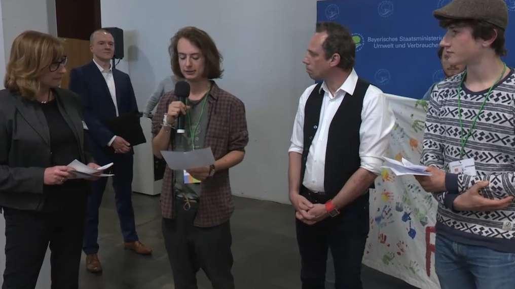 Jugendklimakonferenz in Erlangen