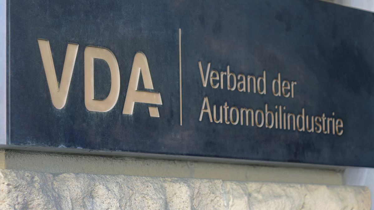 Schild VDA
