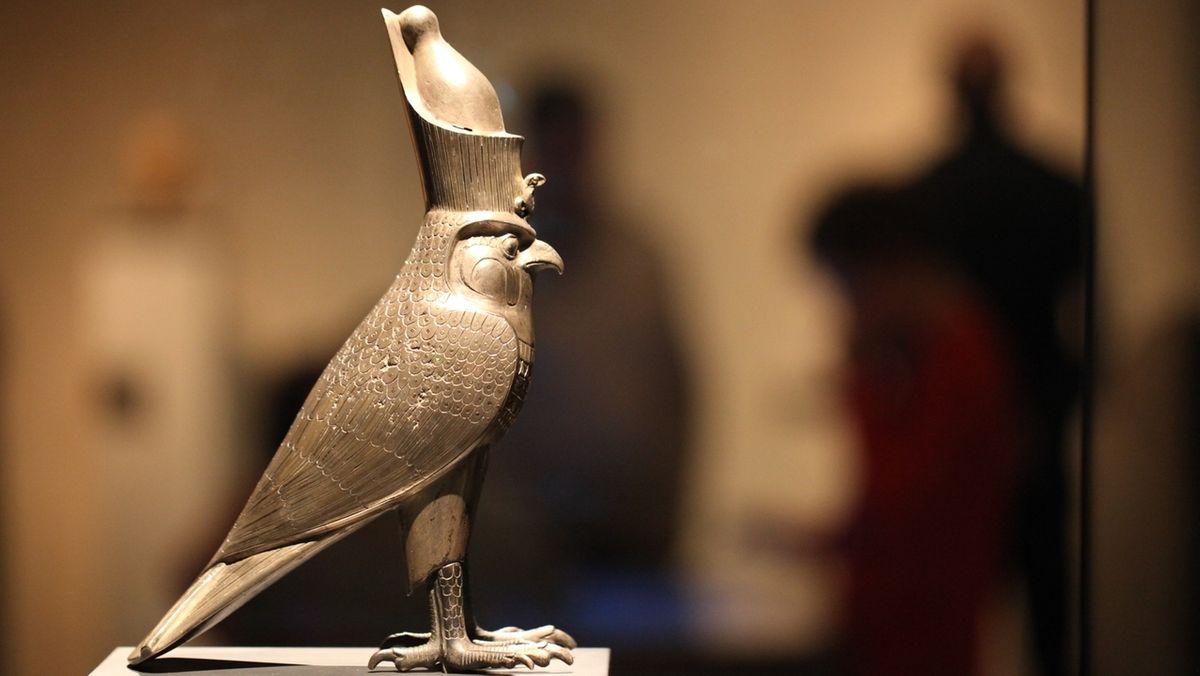 Ägyptisches Museum München.