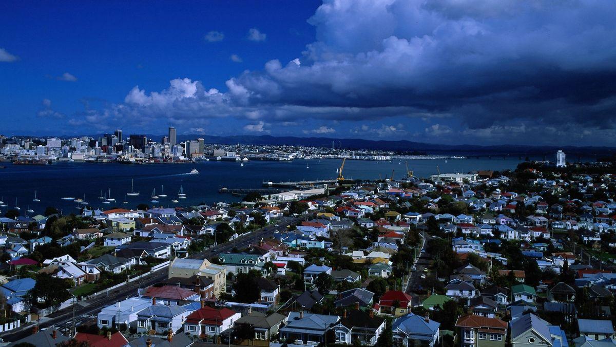 Auckland in Neuseeland