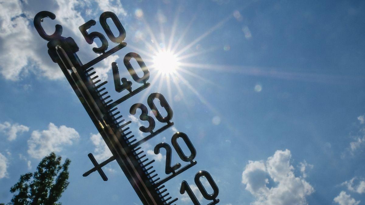 Der vom Menschen verursachte Klimawandel lässt sich am Thermometer abmessen: Eine klimageschichtliche Studie zeigt, dass im gesamten Quartär die Temperaturen noch nie so schnell gestiegen sind wie seit 1970. Und die Studie stellt einen direkten Zusammenhang zum Treibhausgas Kohlendioxid CO2 fest.