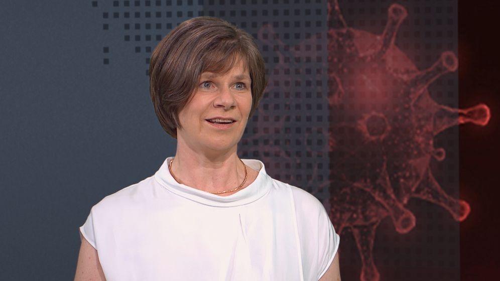 Die Virologin Professor  Ulrike Protzer im Rundschau-Interview
