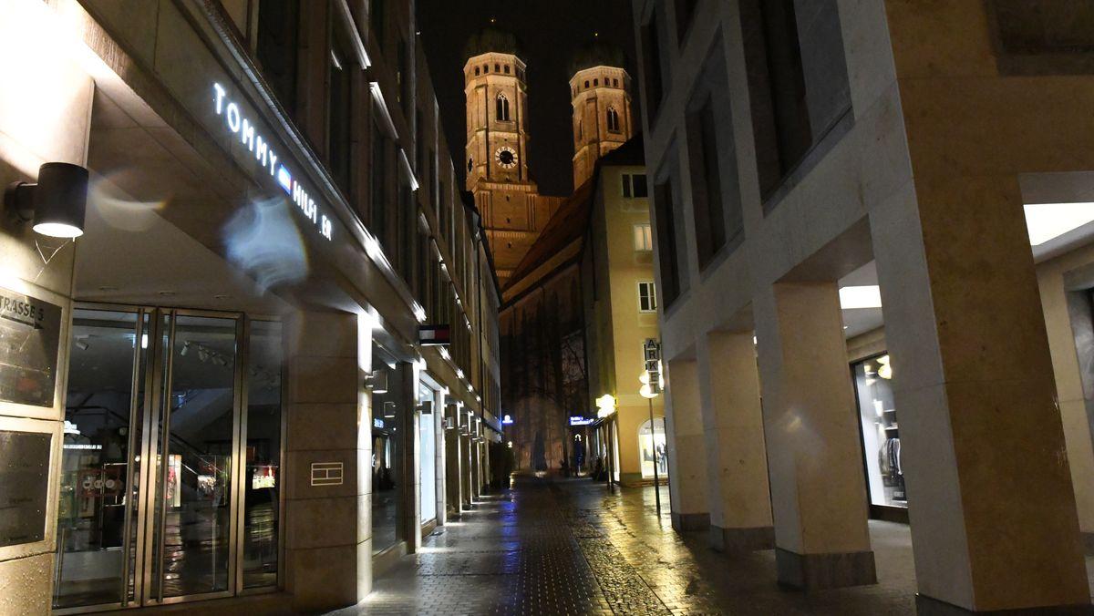 Streit über Ausgangssperre in Bayern: Druck auf Söder wächst