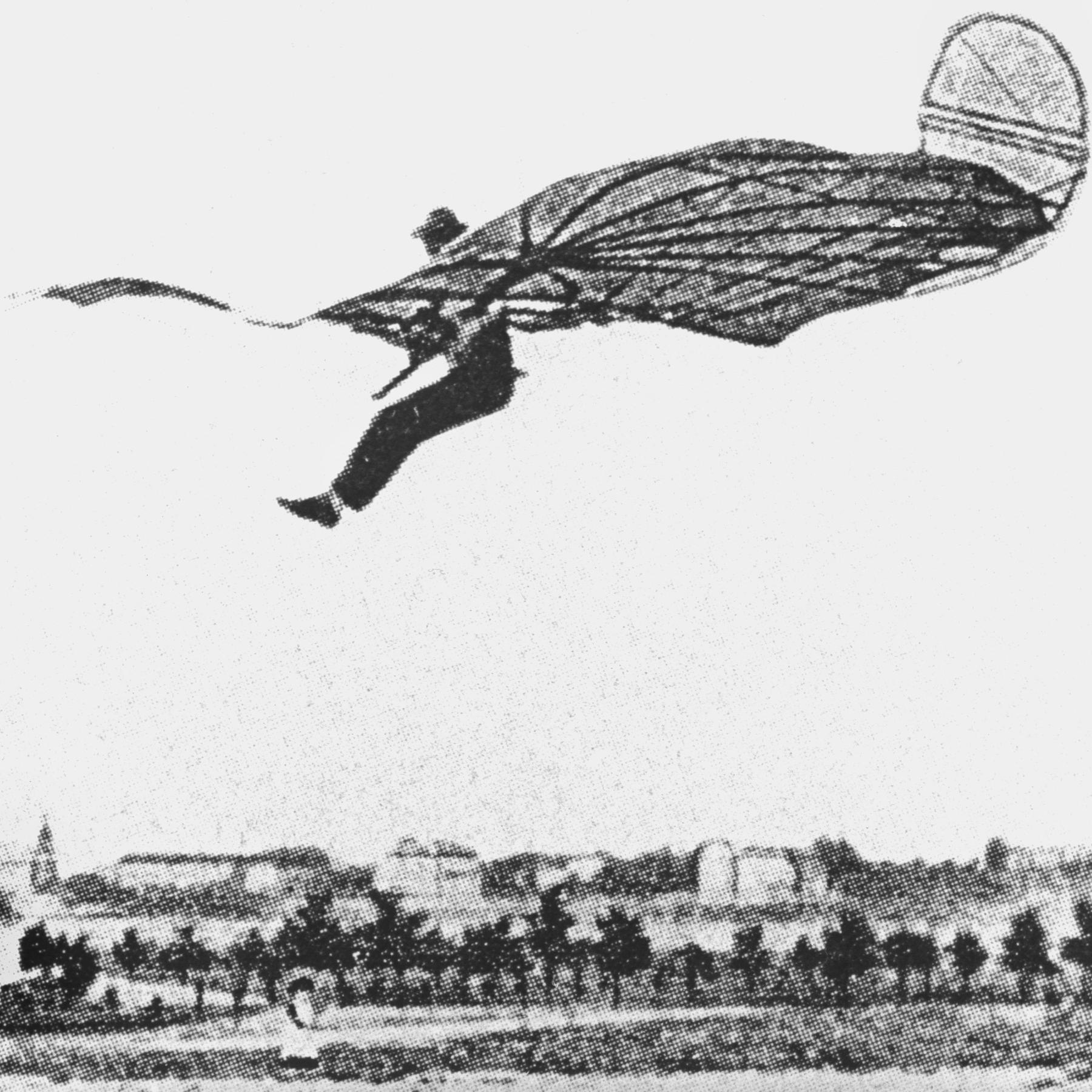 Otto Lilienthal - Die Eroberung der Luft