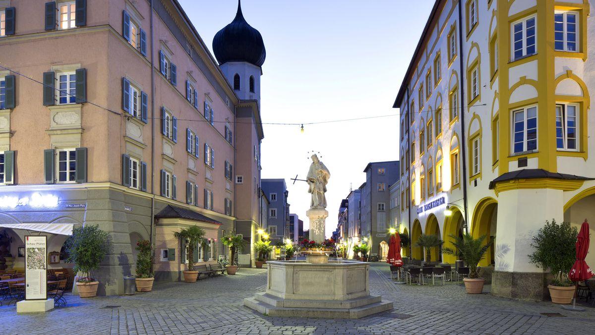 Rosenheim hat die Marke von 50 Corona-Neuerkrankungen innerhalb einer Woche und hochgerechnet auf 100.000 Einwohner erneut überschritten.