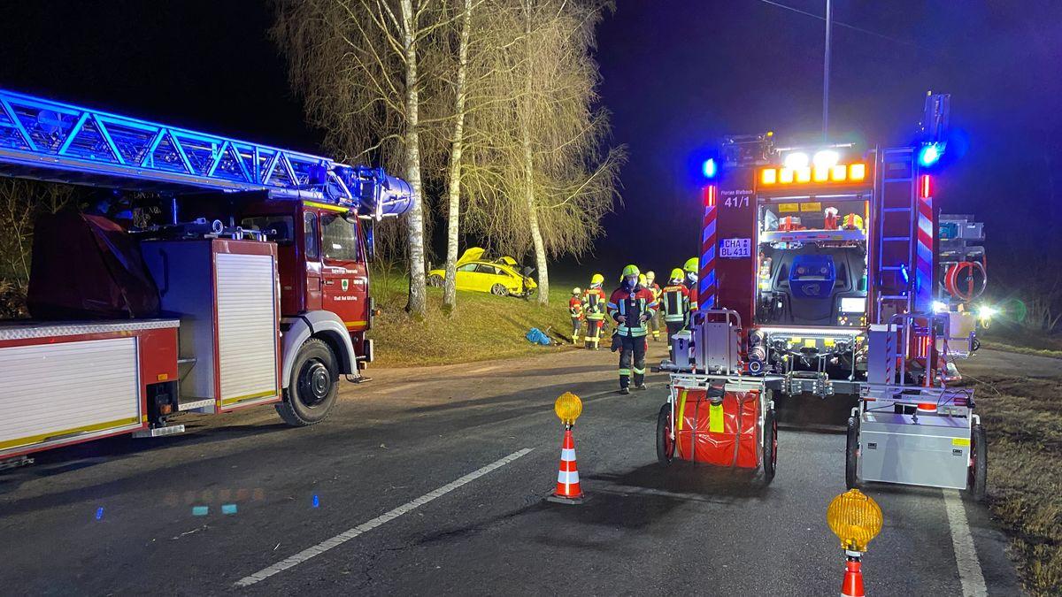 Bild von Unfallort