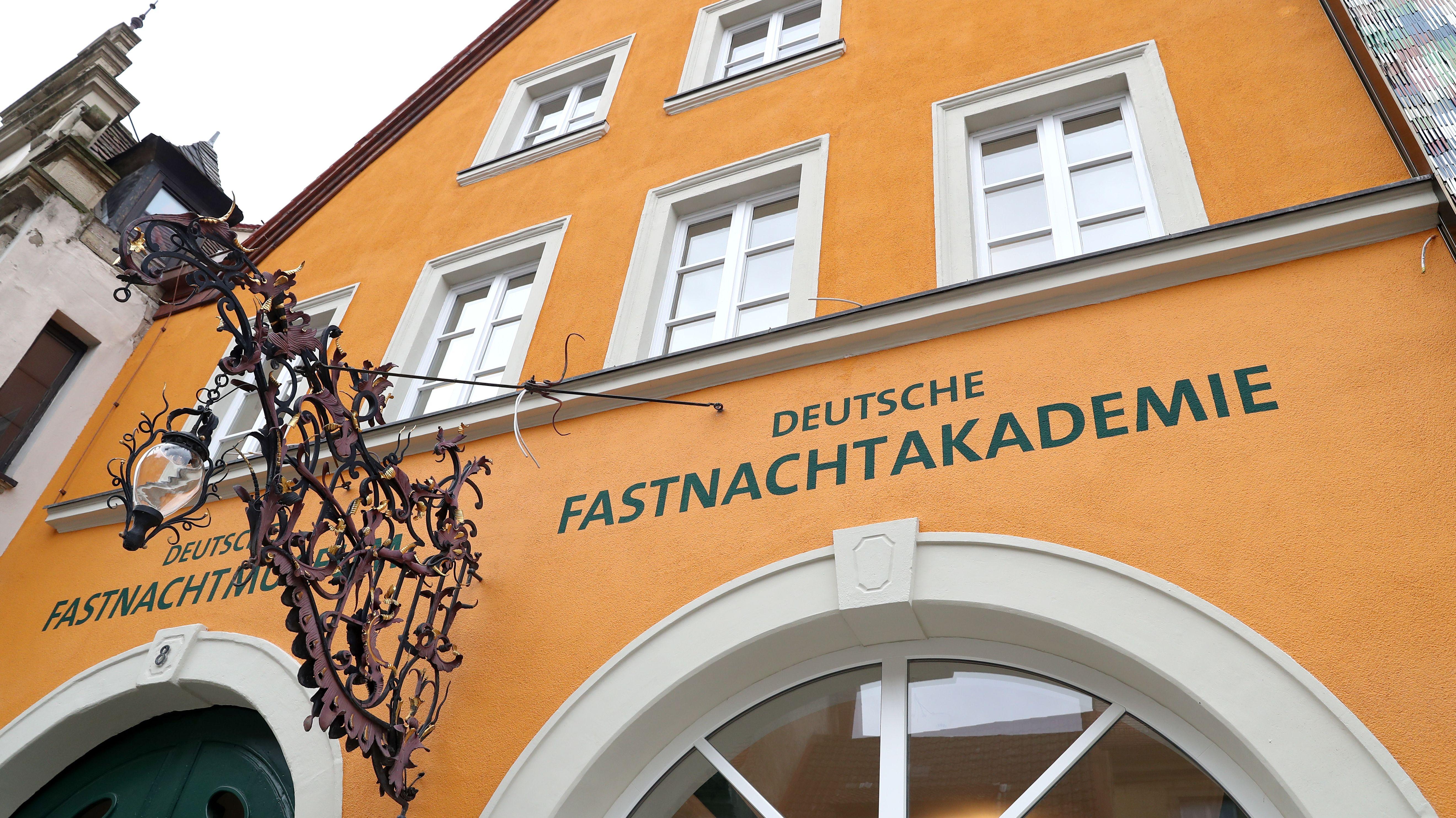 Die Deutsche Fastnacht-Akademie in Kitzingen
