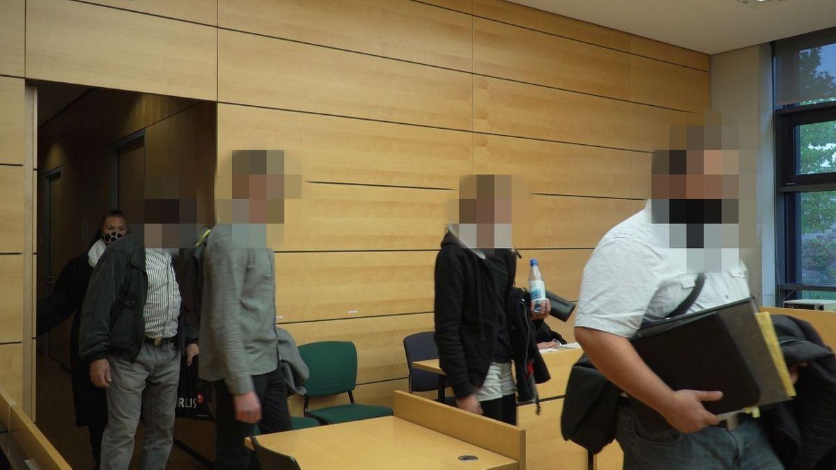Archiv: Berufungsprozess vor dem Landgericht Würzburg