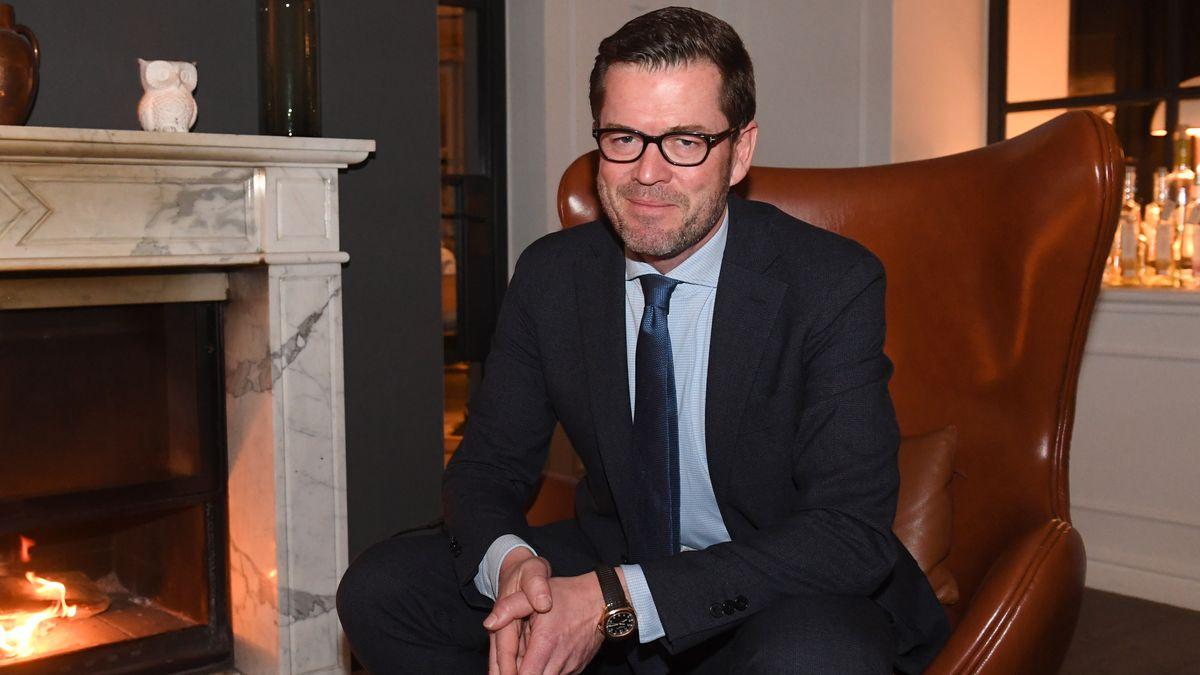Karl-Theodor zu Guttenberg (auf dem Ludwig-Erhard-Gipfel 2020)