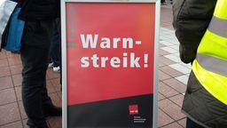 Verdi ruft zu Warnstreiks im Öffentlichen Nahverkehr auf (Symbolbild) | Bild:BR/Grundner