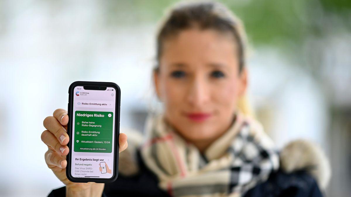 Neue Funktionen der Corona-Warn-App