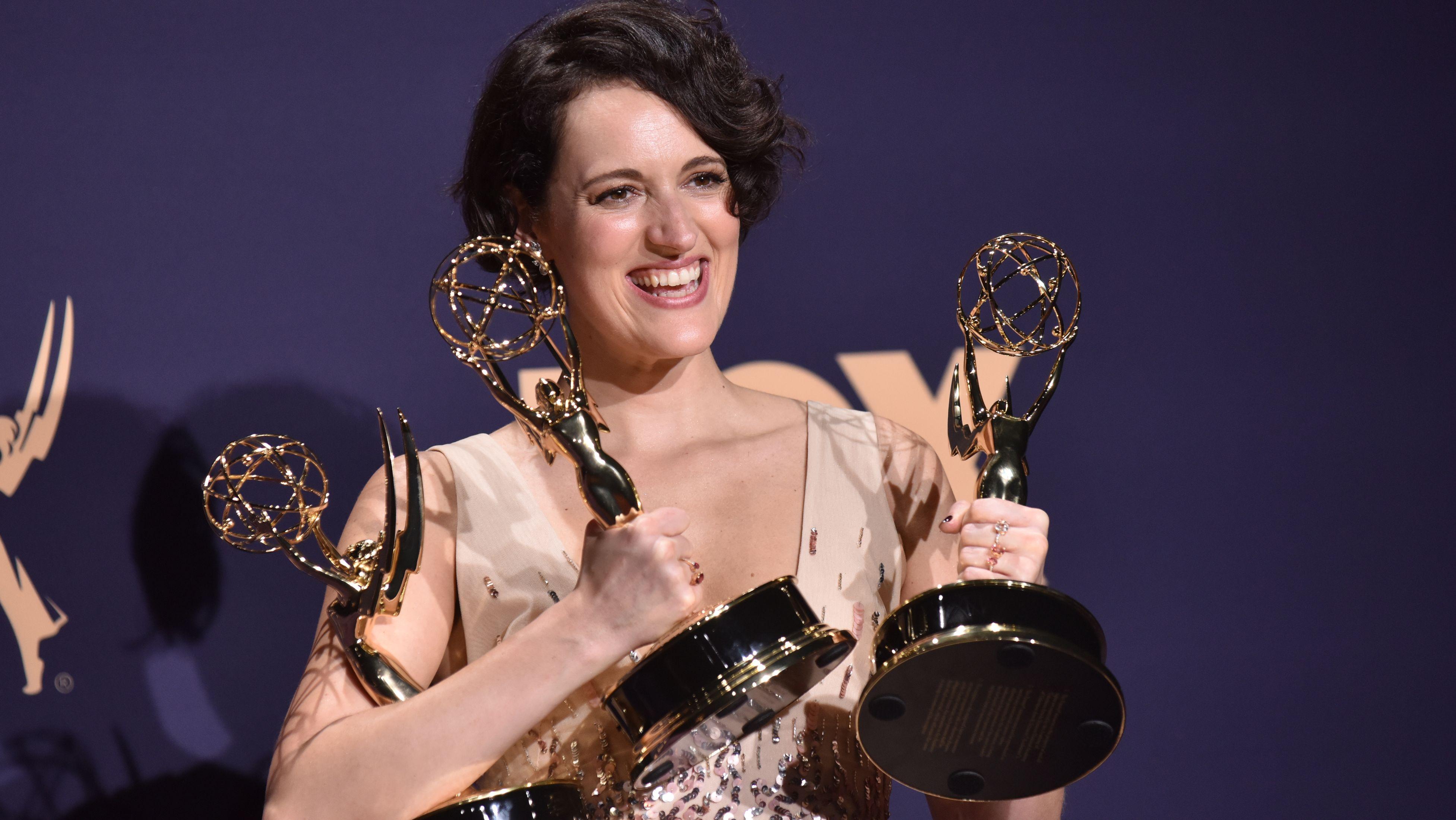 Drei Emmys für die Britin Phoebe Waller-Bridge