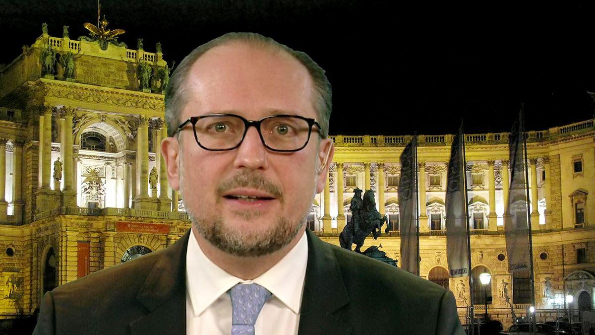 Alexander Schallenberg (ÖVP), Außenminister von Österreich