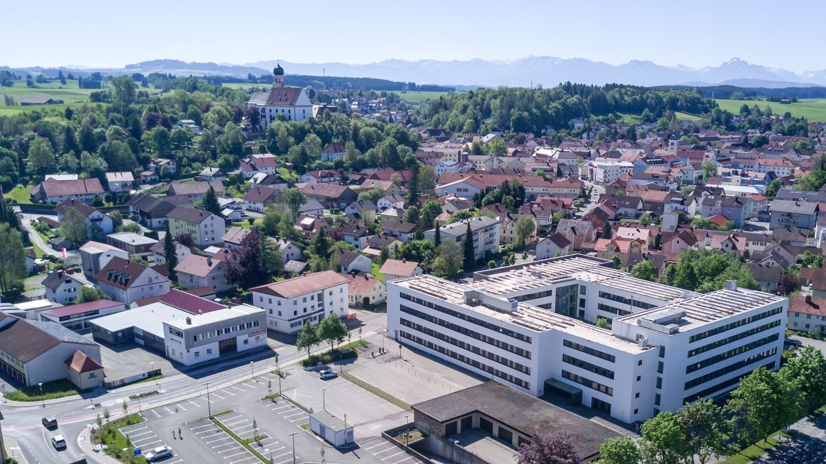 Landratsamt Ostallgäu, Marktoberdorf