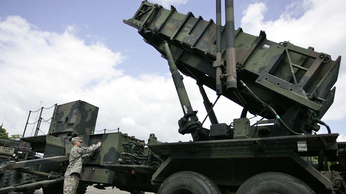 Raketenabwehrsystem Patriot