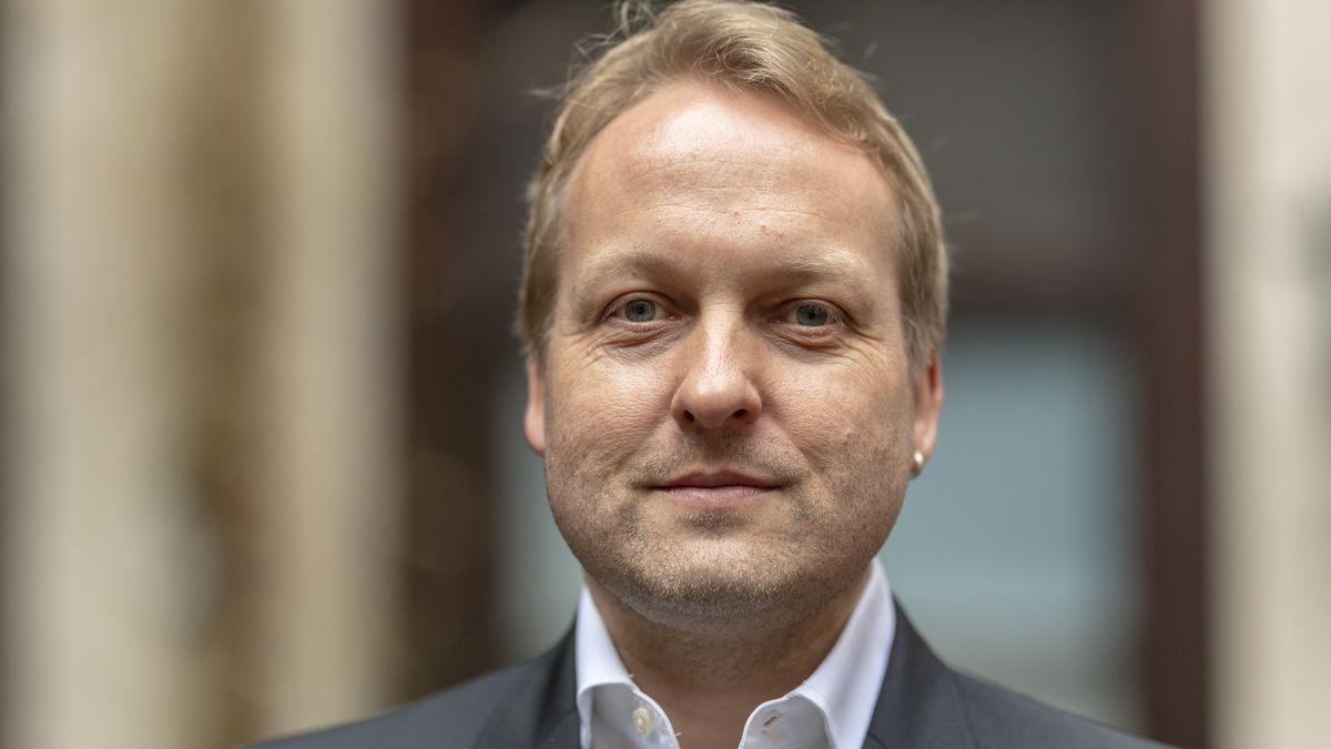 Schriftsteller Thilo Krause