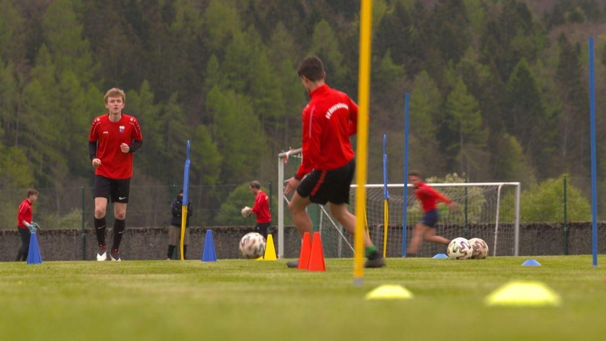 Training in Unterwössen