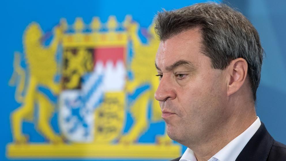 "Ministerpräsident Markus Söder will, dass Bayern ""stabil"" bleibt (Symbolbild)"