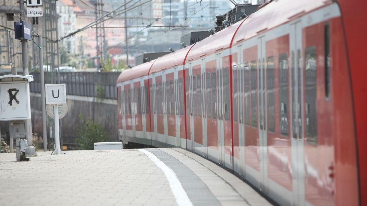 Münchner S-Bahn-Stammstrecke: Wieder Sperrung am Wochenende.
