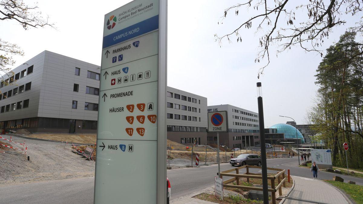 Rhön-Klinikum Campus in Bad Neustadt