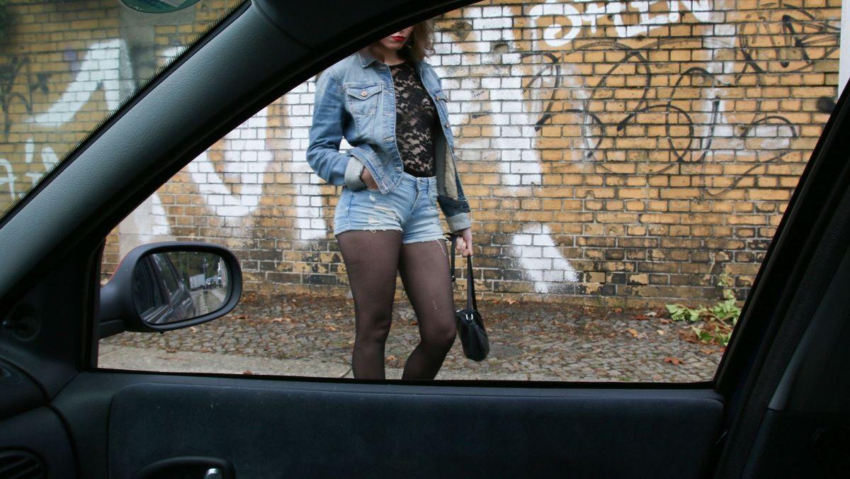 Prostitution (Symbolbild).