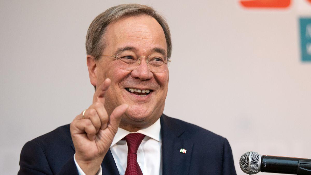 Armin Laschet (CDU), Ministerpräsident von Nordrhein Westfalen