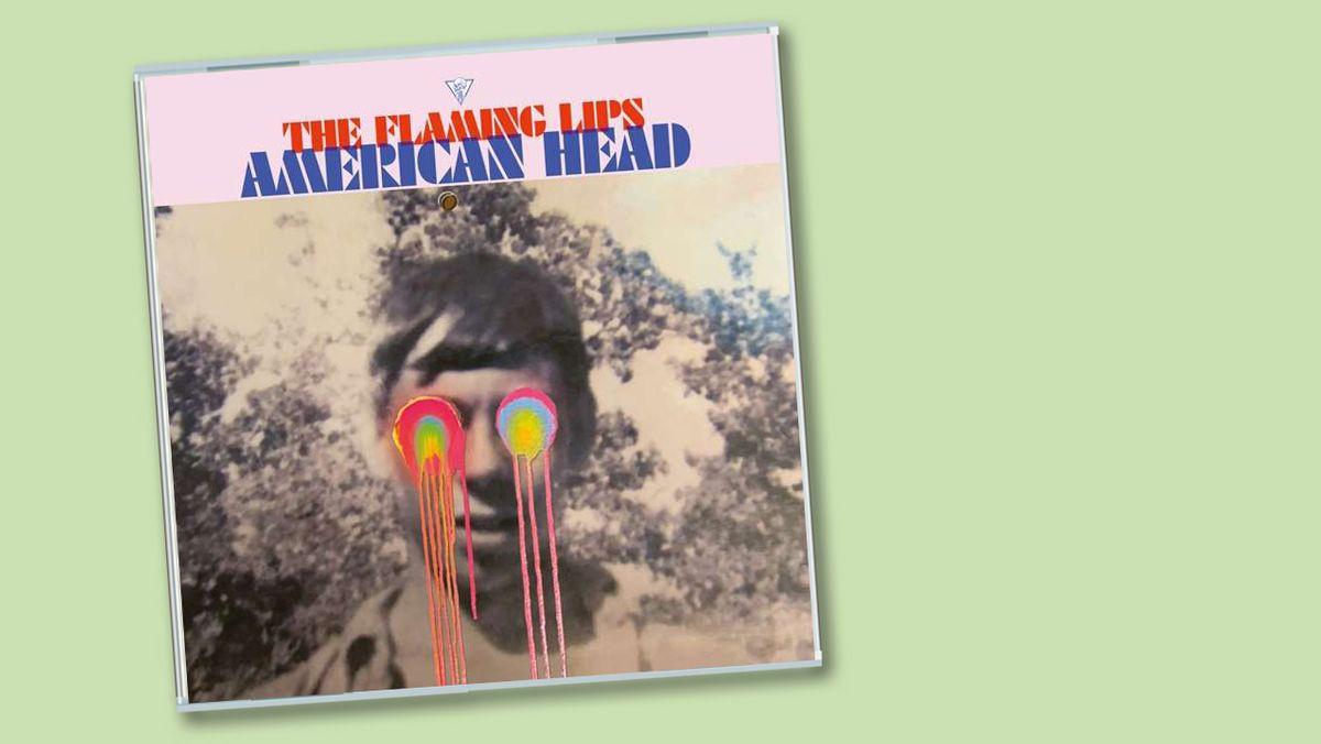 "Album-Cover ""American Head"" von den Flaming Lips"