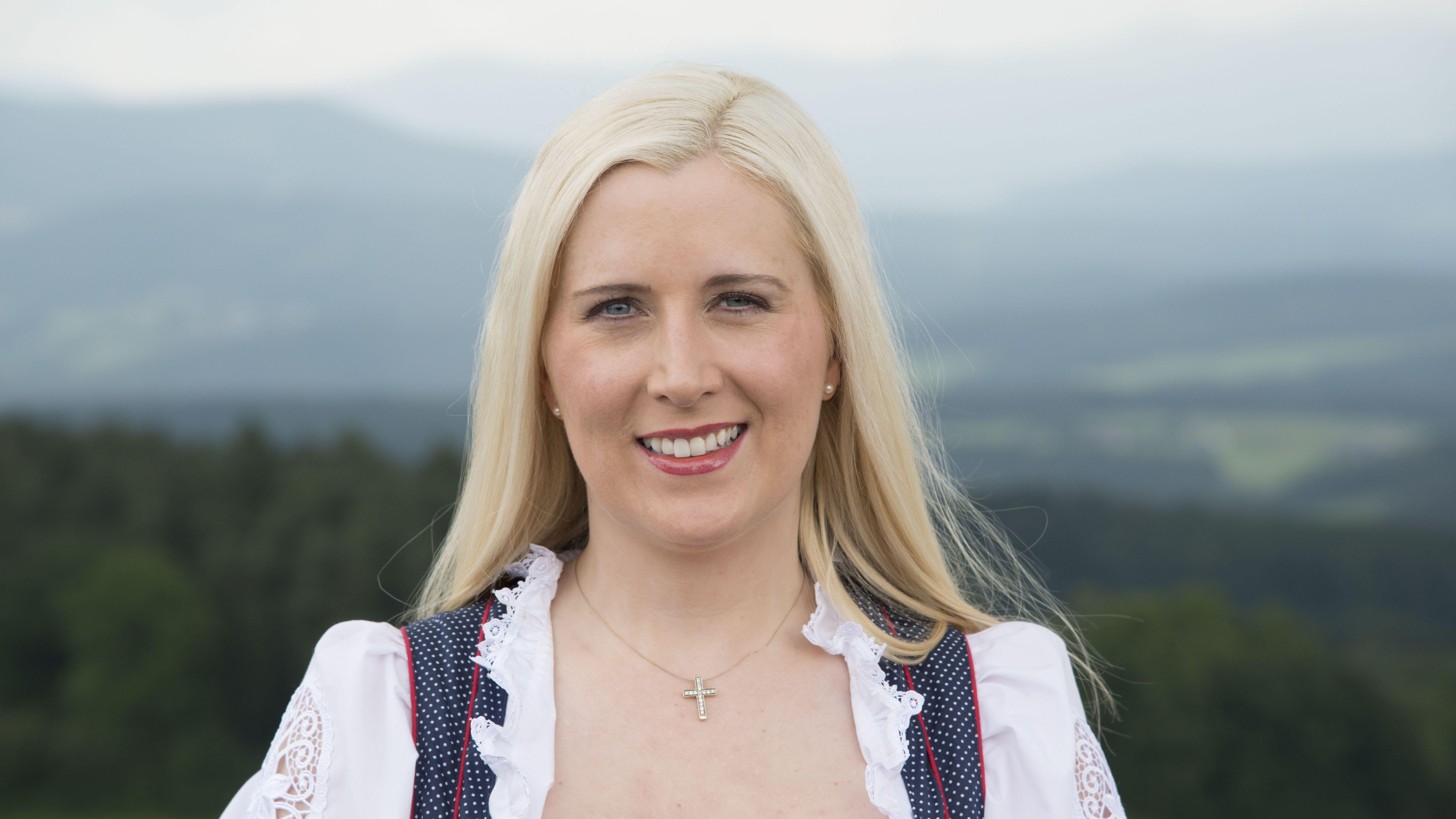 Kollnburgs Bürgermeisterin Josefa Schmid (FDP)
