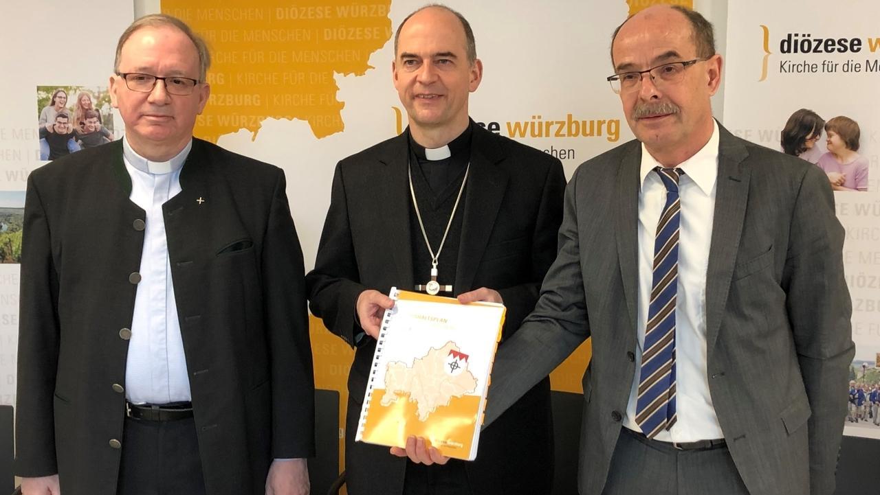 Pressekonferenz Haushalt Bistum Würzburg