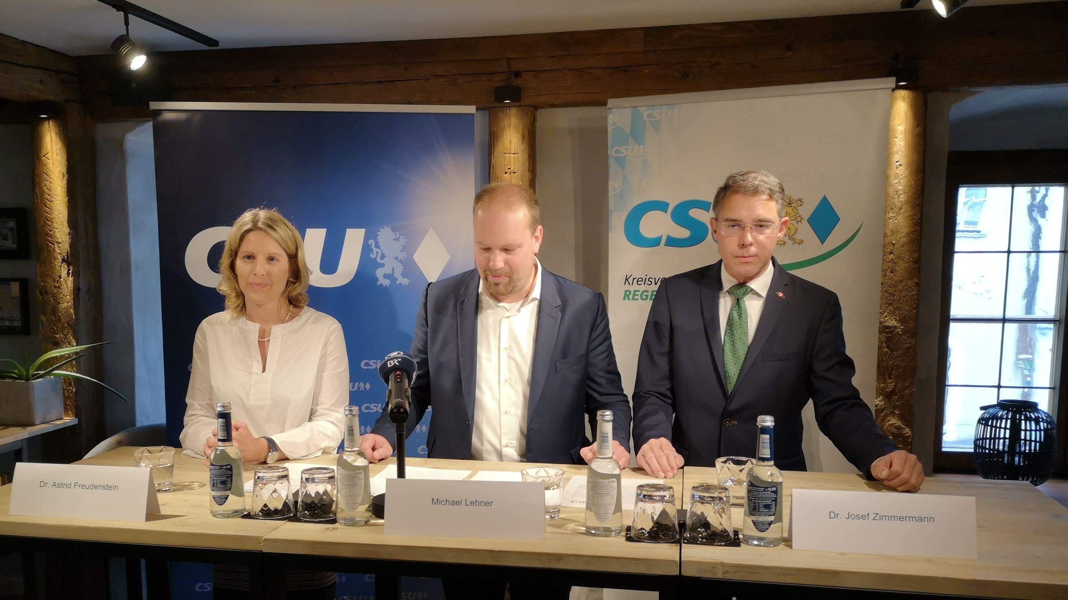 Die Stadtverband der Regensburger CSU hat sich für astrid Freudenstein als OB-Kandidatin entschieden.