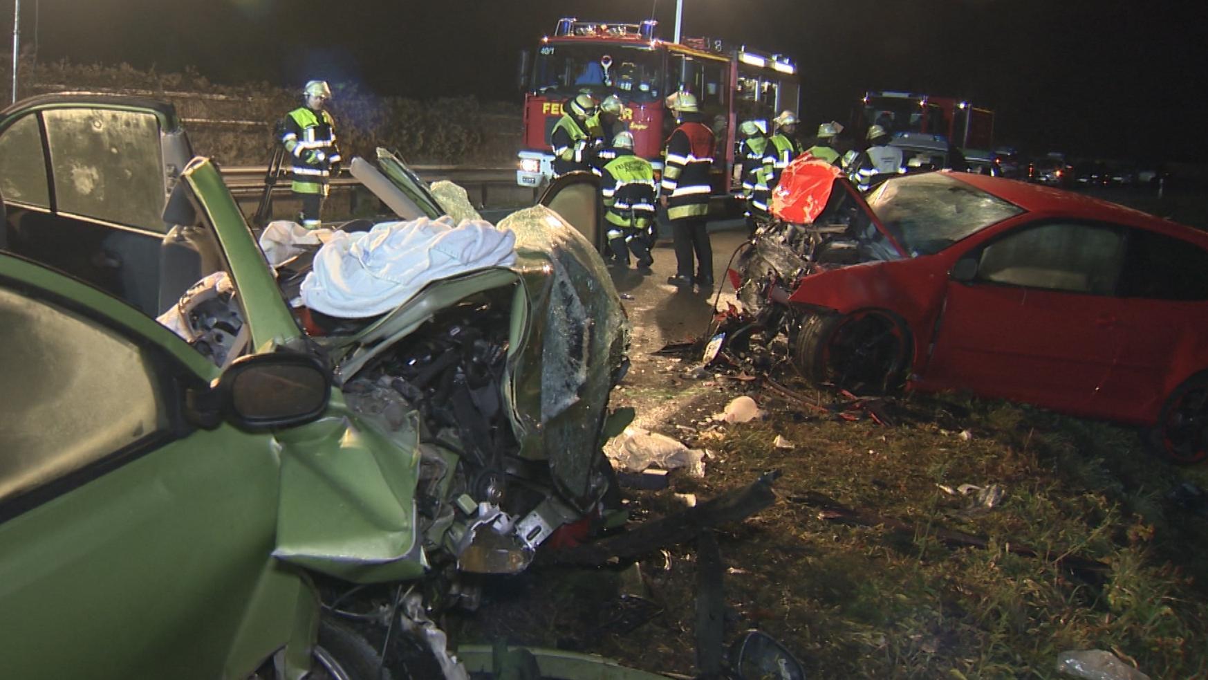 Bild vom Unfall