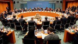 Libyen-Konferenz in Berlin | Bild:pa/dpa